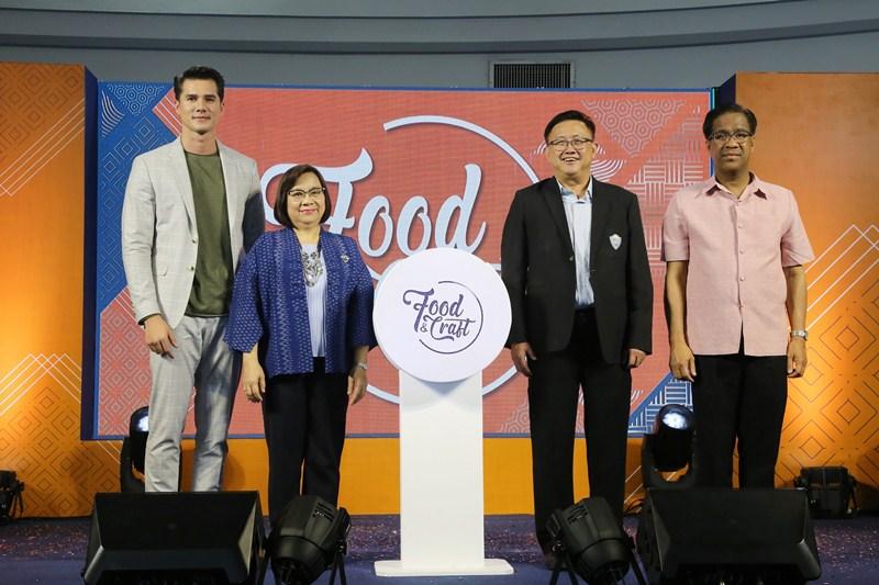 ททท. จัดพิธีเปิดงาน Food & Craft @ Udon Thani เพื่อกระตุ้นให้เกิดการกระแสท่องเที่ยวและกระจายรายได้ไปยังทุกภาคส่วนในอุตสาหกรรมท่องเที่ยว