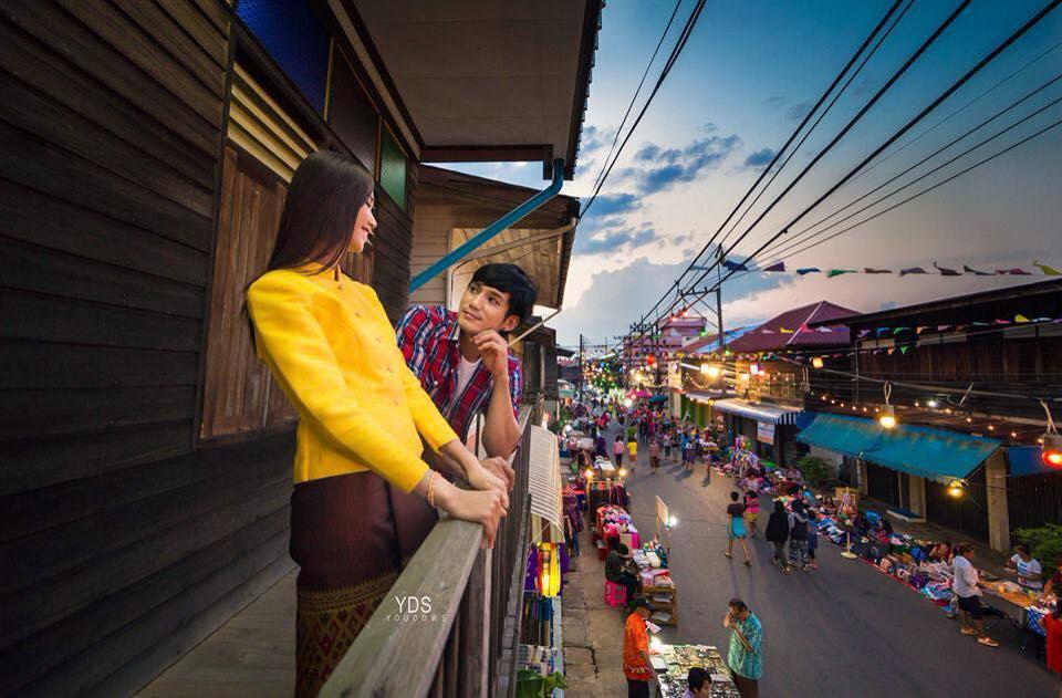 """หนังเรื่อง """"อ้อมกอดเขมราฐ"""" หนังเชื่อมสัมพันธุ์ไทย-ลาว เปิดรับคัดตัวนักแสดง"""